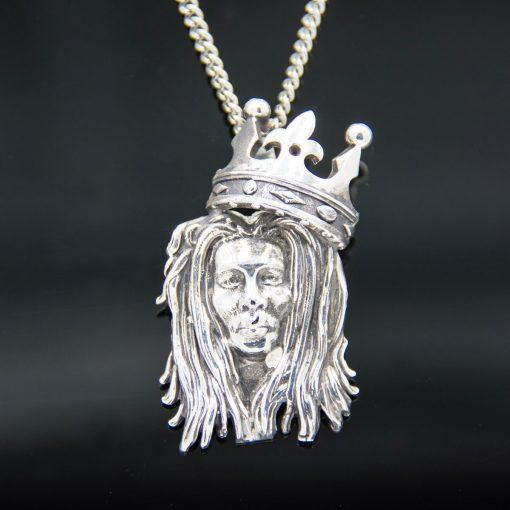Trunity Rastaman King Pendant