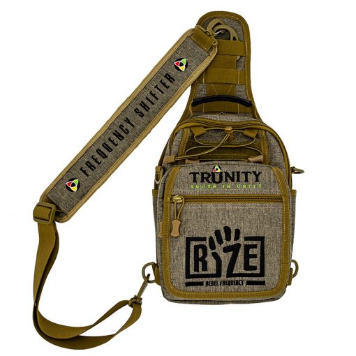 Frequency Shifter Sling Pack | Trunity | Truth In Unity