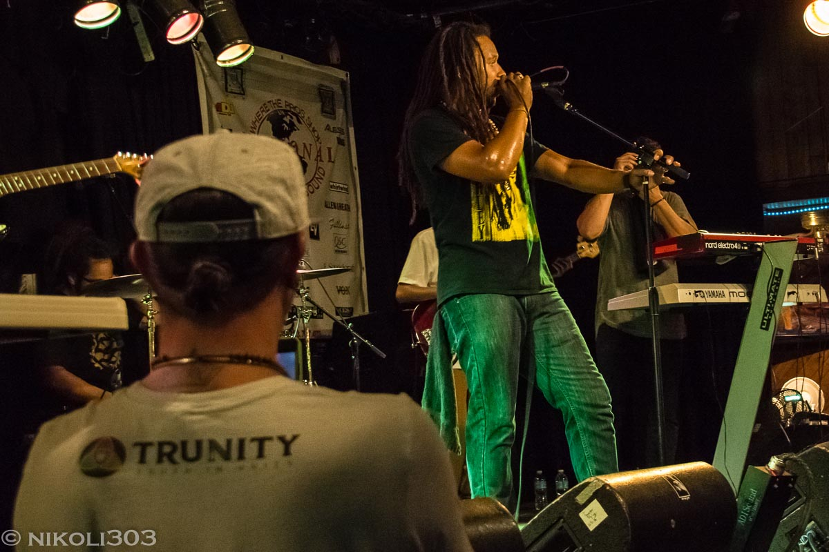 Mighty Mystic & The Hard Roots Movement